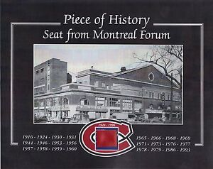 MONTREAL-CANADIENS-STANLEY-CUP-CHAMPIONS-FORUM-SEAT-8-X-10-COA