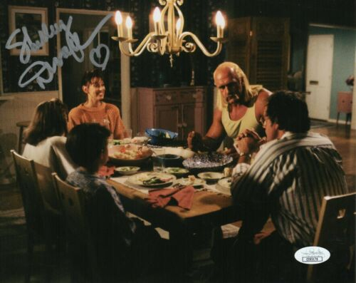 Shelley Duvall Autograph Signed 8x10 Photo - Suburban Commando (JSA COA)