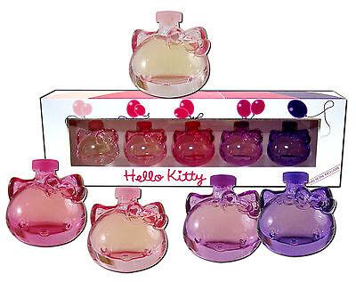 купить Hello Kitty Collection Eau De Toilette 5x5ml Hellokitty на