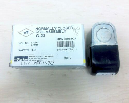 Parker Hannifin 77310 G-23 Normally Closed Coil Assembly