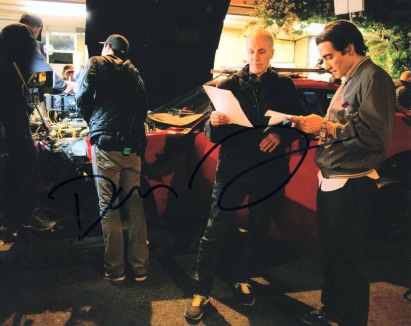 Dan Gilroy The Bourne Legacy Screenwriter Signed 8x10 Photo w/COA #2
