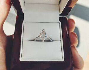Engagement Diamond Ring. Perth Perth City Area Preview