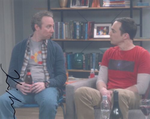 Kevin Sussman Signed Autographed 8x10 Photo The Big Bang Theory Actor COA