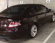 2010 Ford Falcon Sedan North Ward Townsville City Preview