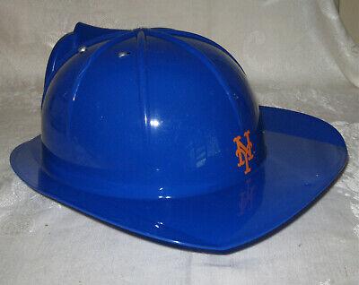 New York Mets Hartford Insurance Junior Fire Marshall Helmet 2019 Citi Field - Ny Mets Helmet