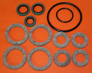 gilson tiller seal kit 18825 - also fits montgomery ward, wizzard, and  others