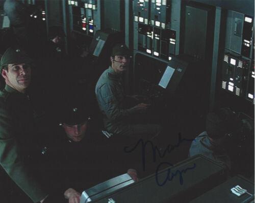 MARK CAPRI SIGNED 'STAR WARS: EPISODE V THE EMPIRE STRIKES BACK' 8x10 PHOTO COA