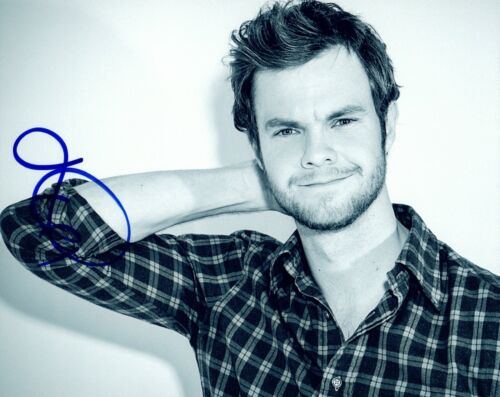 Jack Quaid Signed Autographed 8x10 Photo HUNGER GAMES Actor COA AB