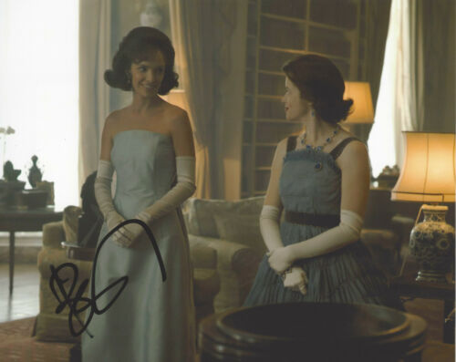 JODI BALFOUR SIGNED AUTHENTIC 'THE CROWN' 8x10 PHOTO B w/COA ACTRESS RELLIK
