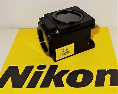 Nikon Chroma Igs Fluorescent Microscope Filter Cube For E400 600 Te200300