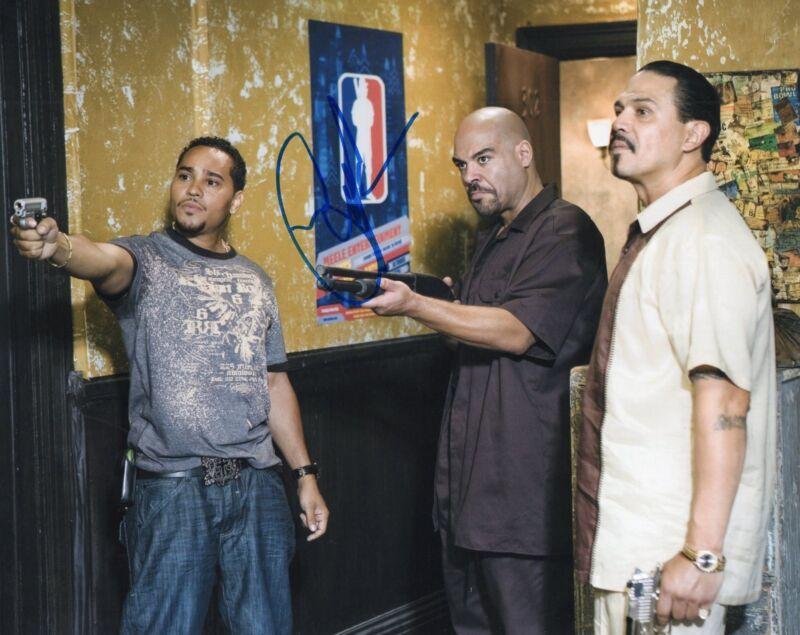 Emilio Rivera Sons of Anarchy TV Show Marcus Alvarez Signed 8x10 Photo w/COA #3