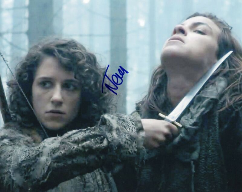 Natalia Tena Game of Thrones Osha Signed 8x10 Photo w/COA