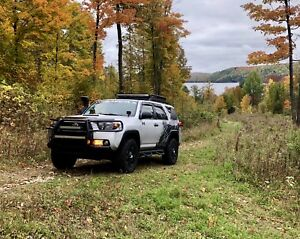 Toyota 4runner trail edition