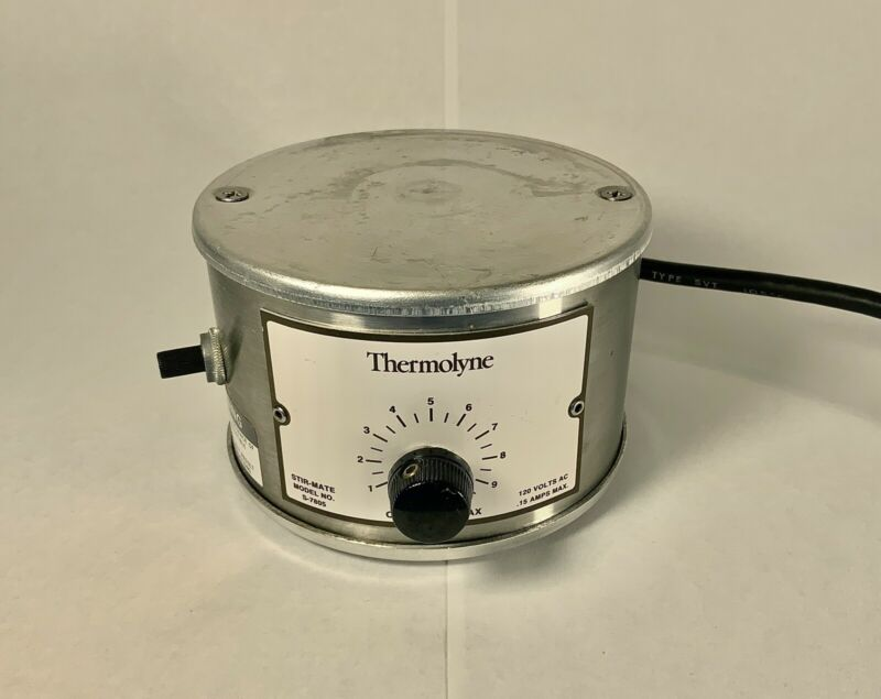 Thermolyne Stir-Mate Model S-7805 Magnetic Stirrer