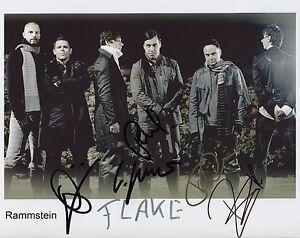Rammstein-FULLY-SIGNED-Photo-1st-Generation-PRINT-Ltd-Nod-Certificate-2