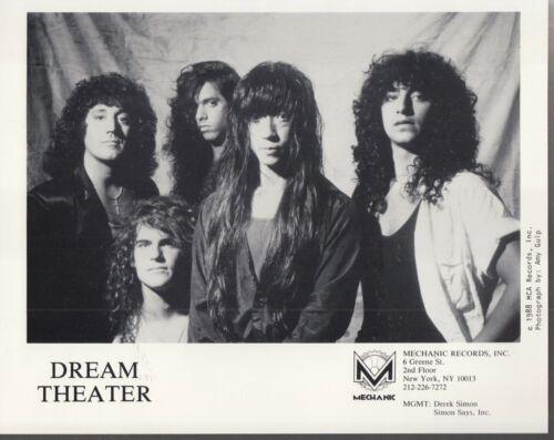 dream theater when dream and day unite press kit