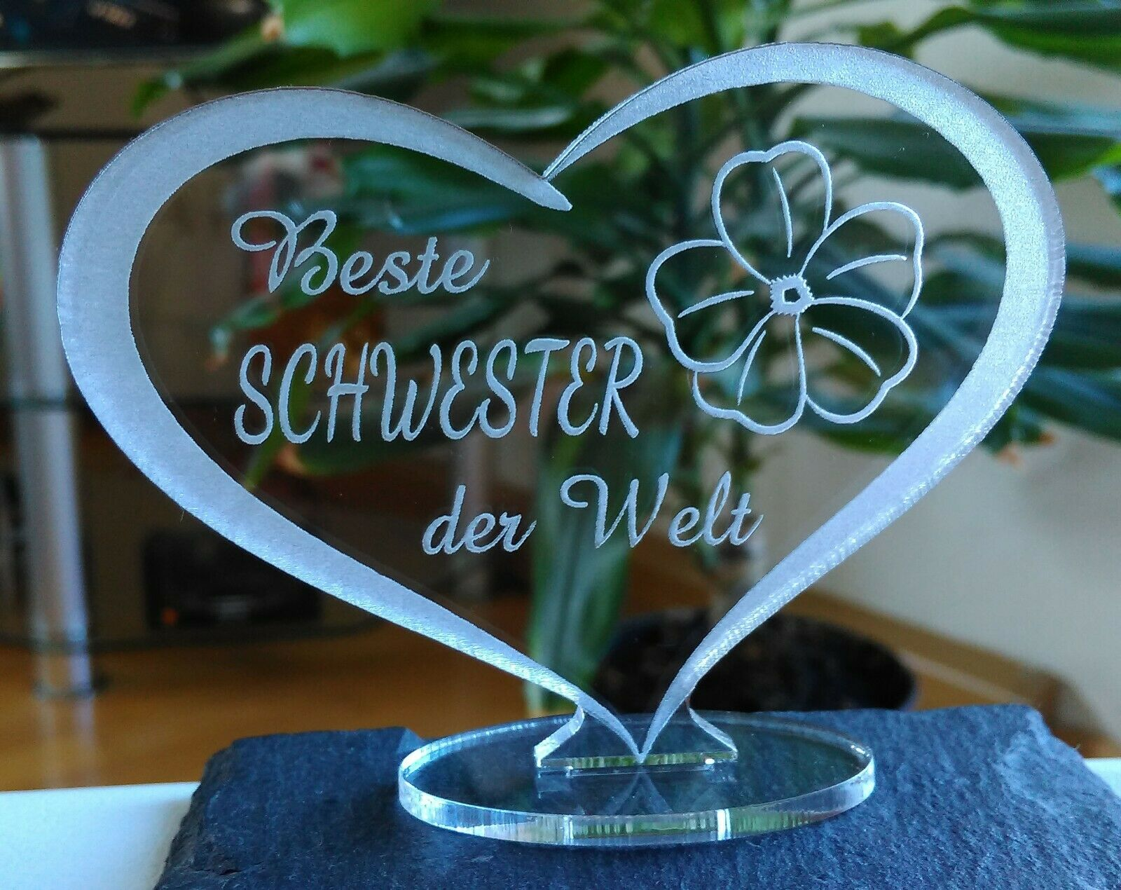 Beste Freunde Schwester Ebenholz
