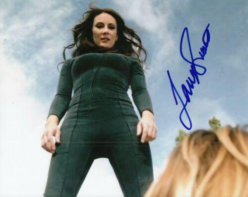LAURA BENANTI signed (SUPERGIRL) autograph *Alura Zor-El* 8X10 *PROOF* W/COA #4