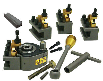 40 Position Quick Change Tool Post System Multifix Qctp Size As