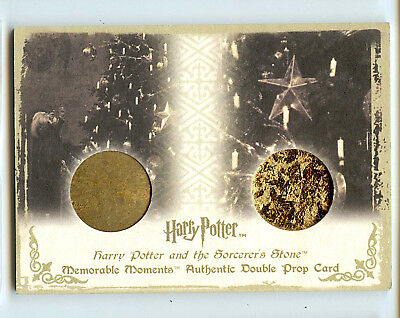 Harry Potter Memorable Moments DP1 Moon & Stars Double Prop 147/150