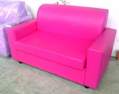 Divano 2 due posti Divanetto tessuto ecopelle sofà poltrona relax sed 37 colori.