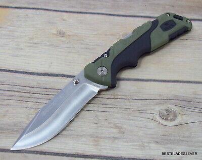 BUCK 659 FOLDING PURSUIT LARGE LOCK-BACK FOLDING KNIFE W/ SHEATH MADE IN USA