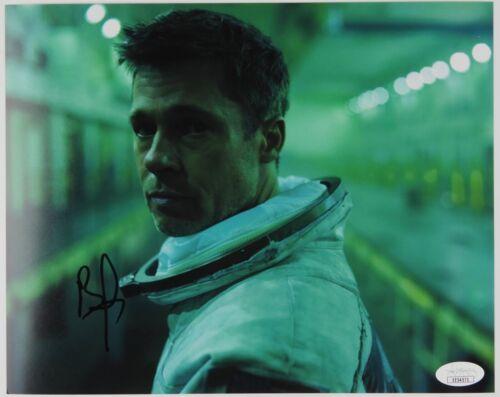 Brad Pitt Autograph JSA 8 x 10 Signed Photo
