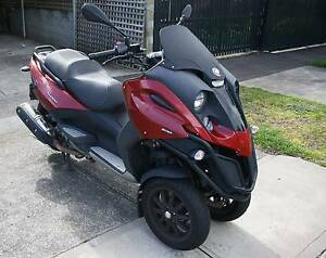 2009 Gilera Fuoco 500ie New Town Hobart City Preview
