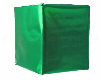 Metallic Green Wrapping Paper - 30