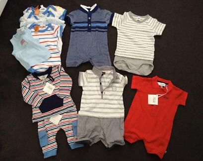 Baby boy clothes. Georgetown Newcastle Area Preview
