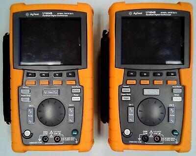 Agilent U1604b Handheld Digital Oscilloscope
