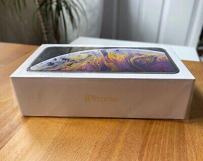 Apple iPhone XS Max - 512GB - Silver - (Factory Unlocked) A1921 (CDMA + GSM)