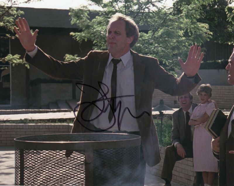 John Lithgow Dexter 3rd Rock From The Sun Signed 8x10 Photo w/COA #1