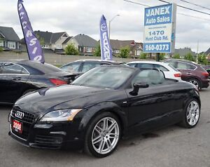 2008 Audi TT 3.2 CONVERTIBLE | LOW MILEAGE | VERY CLEAN | M6...