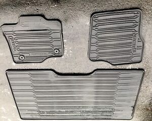 Ford F-150 OEM Rubber mats