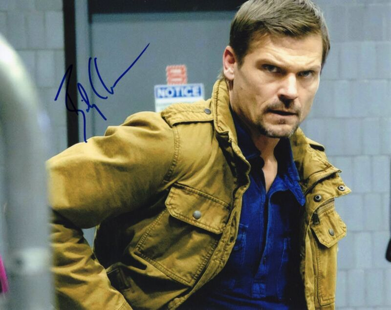 Bailey Chase 24 Legacy TV Show Thomas Locke Signed 8x10 Photo w/COA
