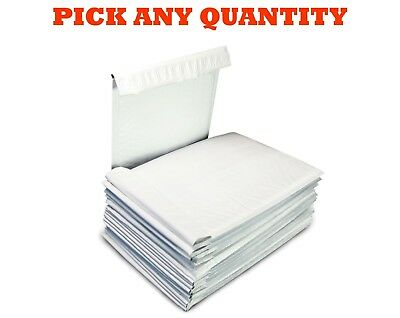 7 14.25x20 Poly Bubble Mailers Shipping Mailing Padded Envelopes 14.25 X 19