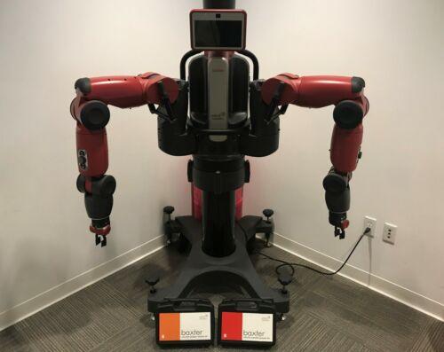 Baxter Robot - Rethink Robotics