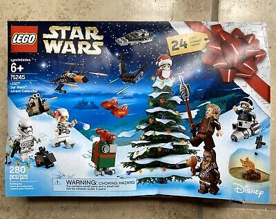 LEGO Star Wars: Advent Calendar 75245 New Other See Description