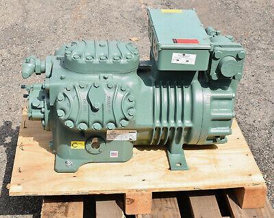 Blitzer 403 Hp Semi-hermetic Compressor 230460v 60hz  6b4060pl-2nu