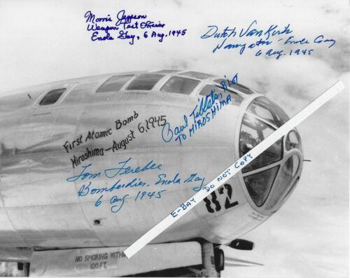 Enola Gay, Hiroshima, Atomic Bomb, 509th Composite Group, Crew B-9, Tinian