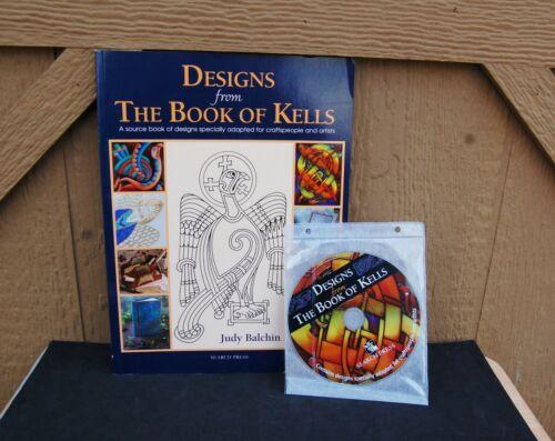 Designs from The Book of Kells Judy Balchin w/ CD Artist Craftsman Instructional