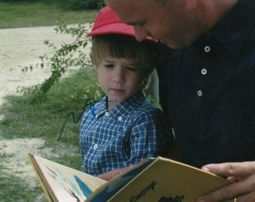 HALEY JOEL OSMENT signed (FORREST GUMP) Movie 8X10 photo Forrest Junior W/COA #3