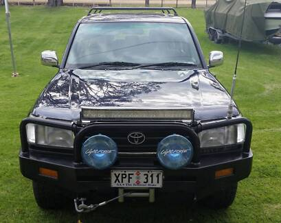 1998 Toyota LandCruiser Wagon Mannum Mid Murray Preview
