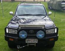 1998 Toyota LandCruiser Wagon Mannum Mid Murray Preview