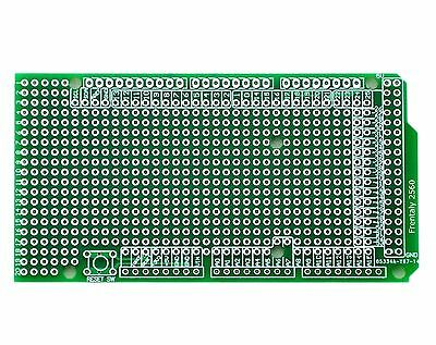 10x Prototype Pcb For Arduino Mega 2560 R3 Shield Board Diy Breadboard