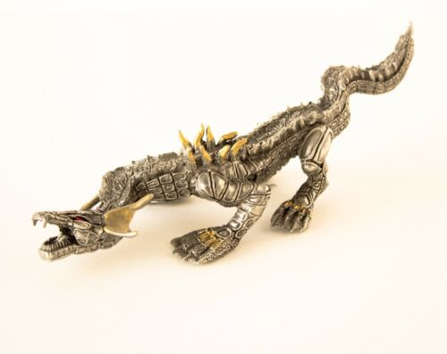 Pewter Dragon Figurine IWM 2003