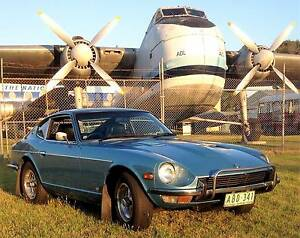 1977 Datsun 260Z Coupe Blackburn Whitehorse Area Preview
