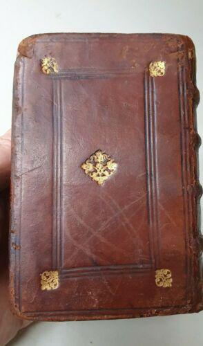 Psalmes de David  1573 by F. Gabriel du Puiherbaut - very rare Psalmbook