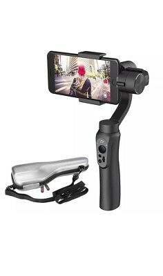 Zhiyun Smooth-Q 3-Axis Handheld Gimbal Stabilizer for Smart Phones-Black